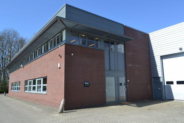 De vestiging van Domo Sports Grass aan de Wilmersdorf in Apeldoorn
