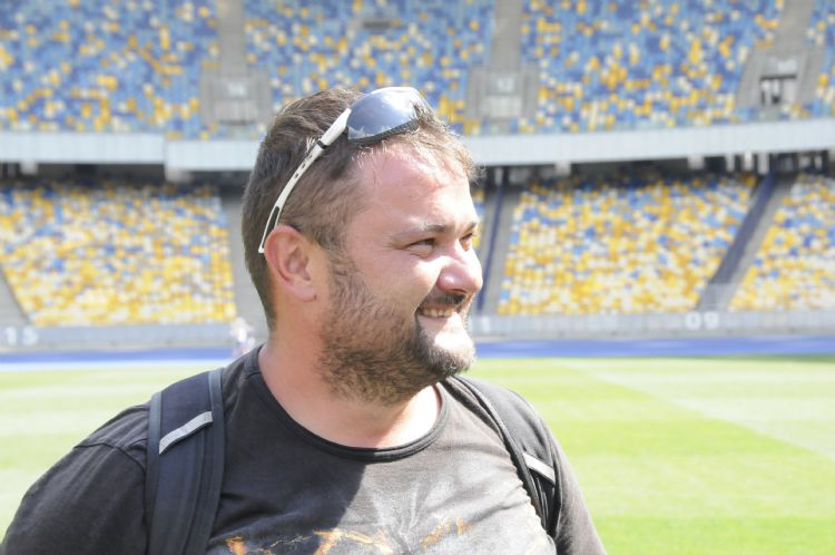 Michael Zasukha van Engo