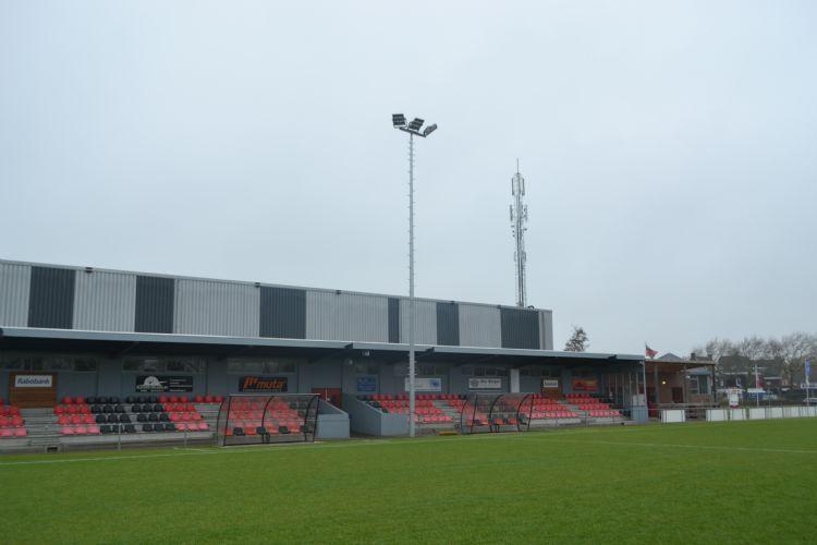 De club heeft ook geïnvesteerd in nieuwe ledverlichting.