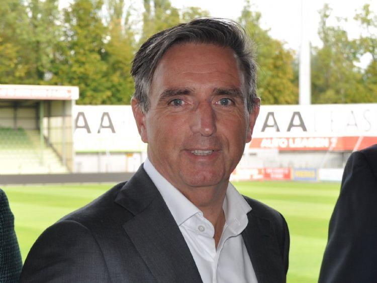 Rik Maaskant, commercieel directeur FC Dordrecht