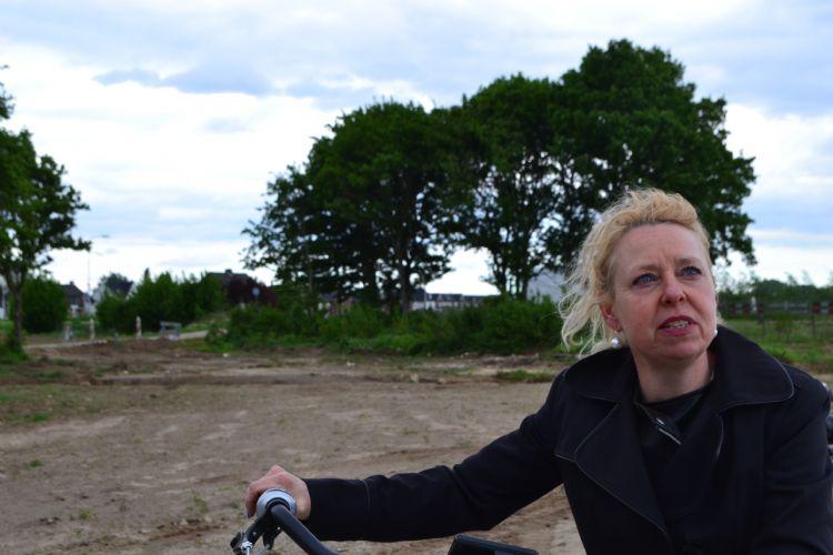 Tanja Martens, adviseur openbaar groen bij de gemeente Nijmegen