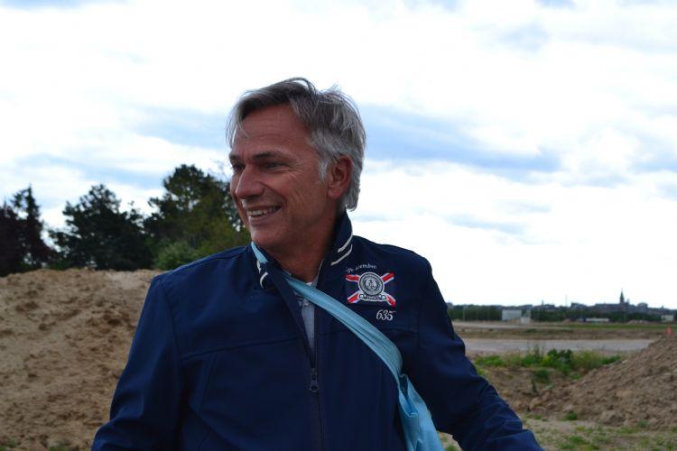 Paul de Wit, projectontwikkelaar bij de gemeente Nijmegen