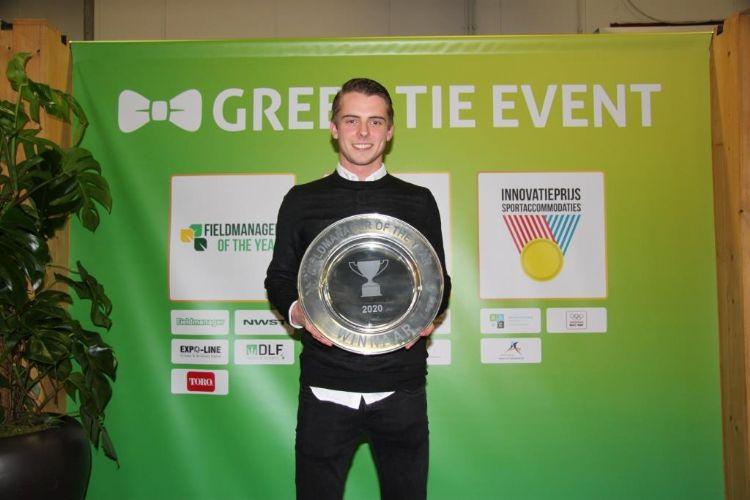 Roy van Dijk werd verkozen tot high potential.