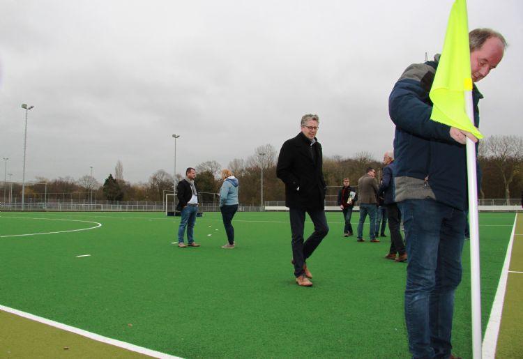 Fieldflow werd in september 2018 door de gemeente Den Haag in gebruik genomen.