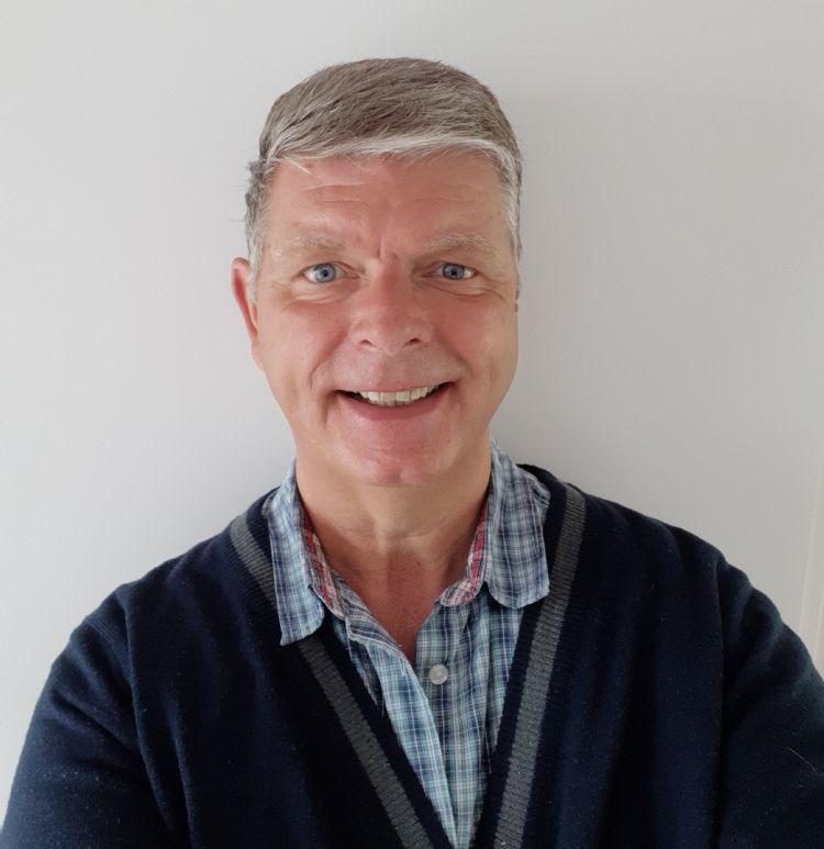 Peter van der Meer, projectleider bij de gemeente Den Haag