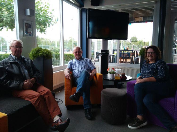Lambert Coolen, Frank Kraus, Jacqueline Neggert