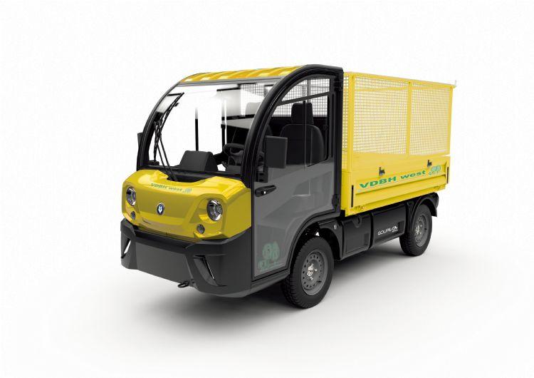 Elektrisch voertuig VDBH West