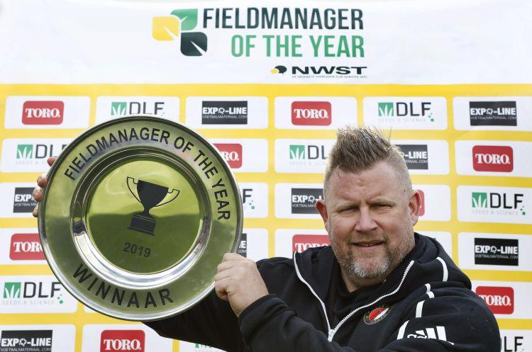 Wie wordt de opvolger van Erwin Beltman, Fieldmanager of the Year 2019?