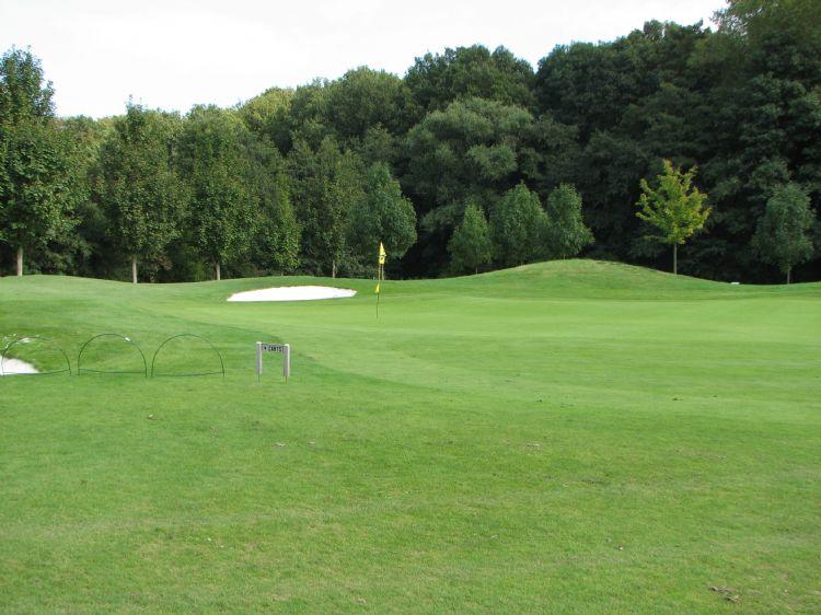 Archieffoto van golfbaan Kromme Rijn