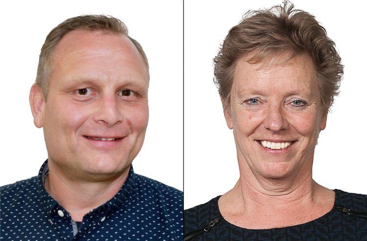 Albert Feddes en Alie Hissink