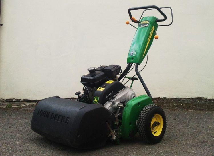 Eén van de machines die afgelopen weekend zijn gestolen.