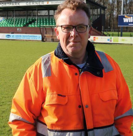Bertus Meijer werkt sinds vijftien jaar als wijkuitvoerder bij de Overijsselse gemeente Dalfsen.