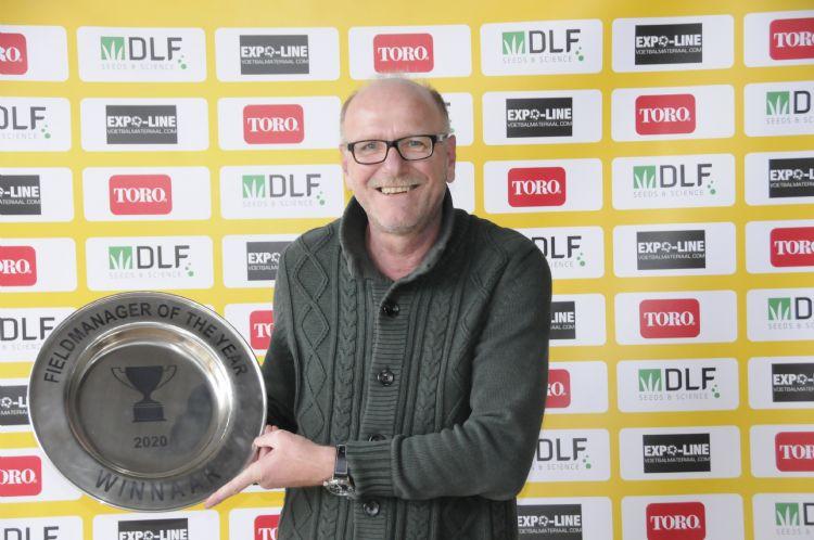Wie wordt de opvolger van Jaap Verhagen, Fieldmanager of the Year 2020?