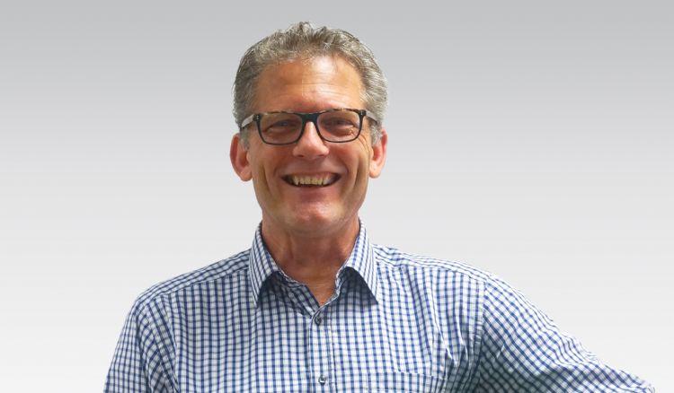 Pieter Wesselink van Nophadrain. Foto: Nophadrain
