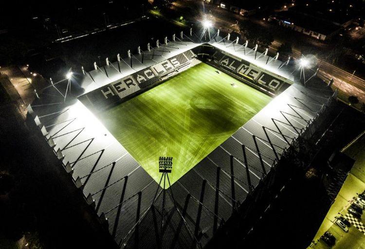 In 2017 werd de mat in het stadion voor het laatst vervangen.