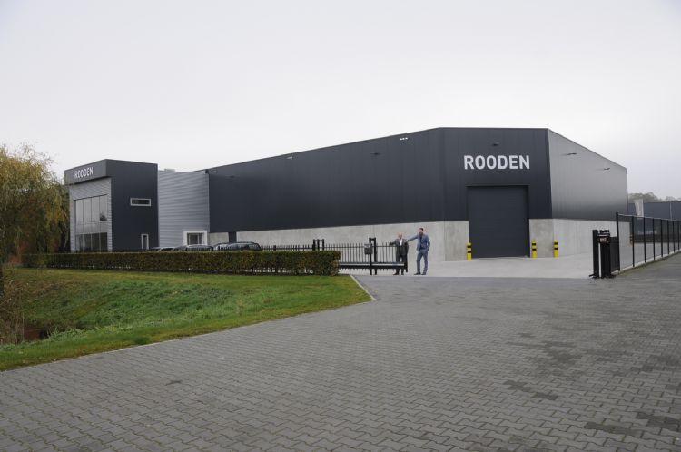 De naam Rooden Landscape Solutions verdwijnt. Het bedrijf werd in augustus 2017 overgenomen door Vebego en gaat nu verder als Attender Groen Meerssen.