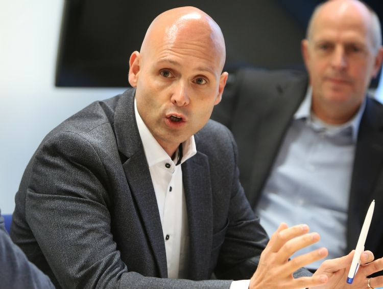 Seth van der Wielen van adviesbureau Kybys: 'Spreek een goede rolverdeling en een escalatieniveau af'
