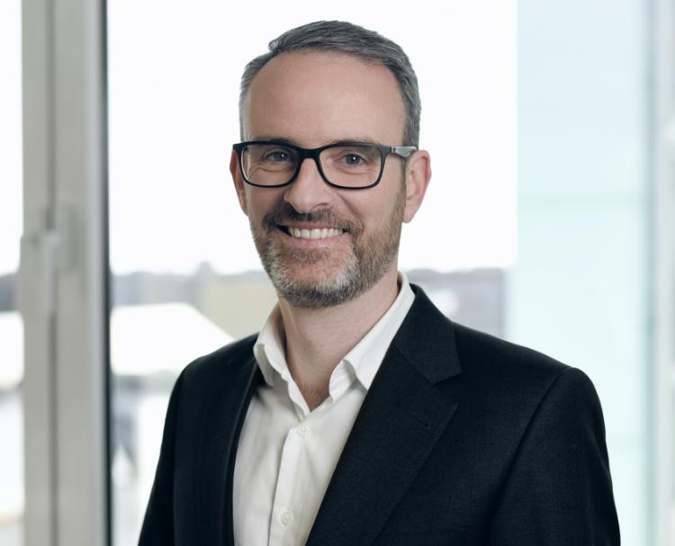 Nikolaj Magne Larsen, de nieuwe CEO van Re-Match