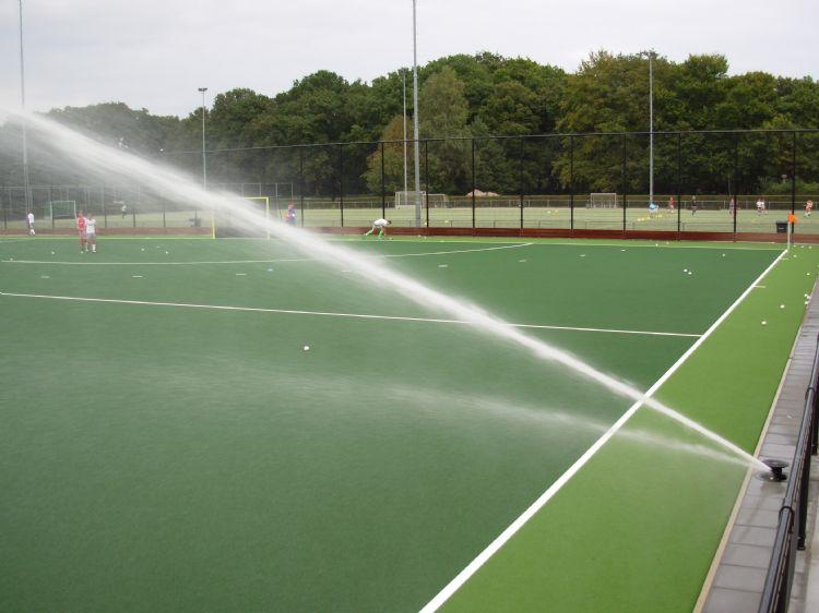 In combinatie met sectorberegening zorgt de app voor optimaal gebruik van het beschikbare water.