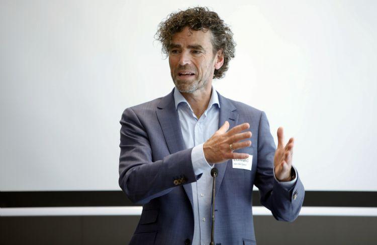 Edward van der Geest, BSNC