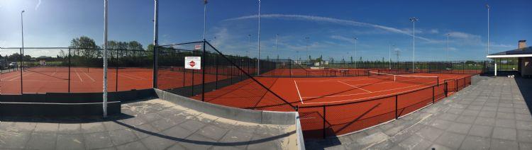 Tennispark met Top Clay in Sassenheim